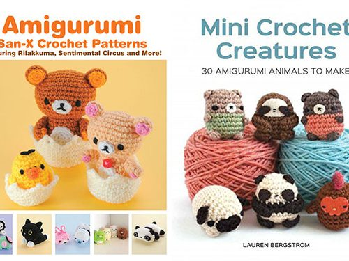 Amigurumi Crochet Craft Books