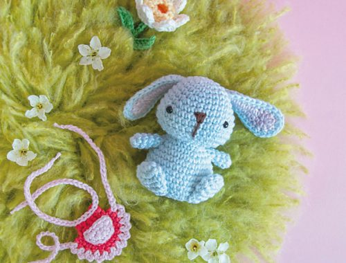 Cute Easter Crafts - amigurumi crochet patterns