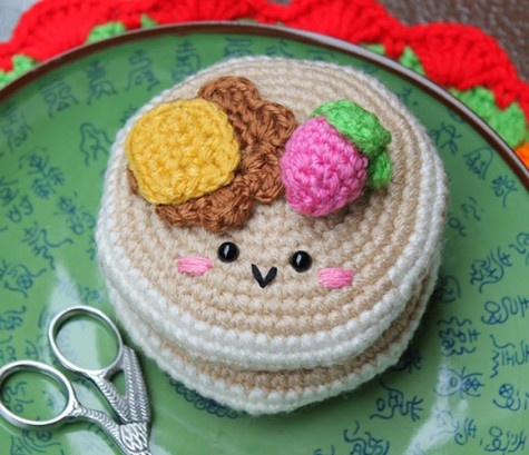 Free Amigurumi Food Patterns - Super Cute Kawaii!!