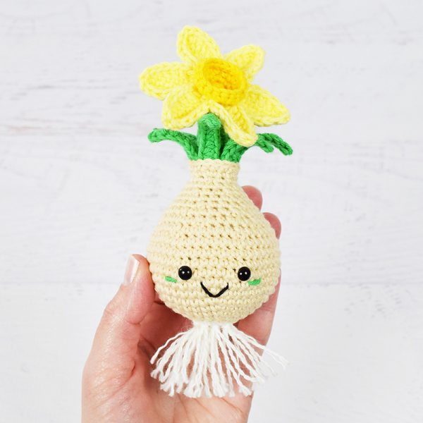 Spring Flower Amigurumi Patterns