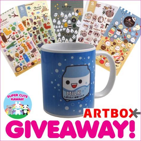 artbox giveaway