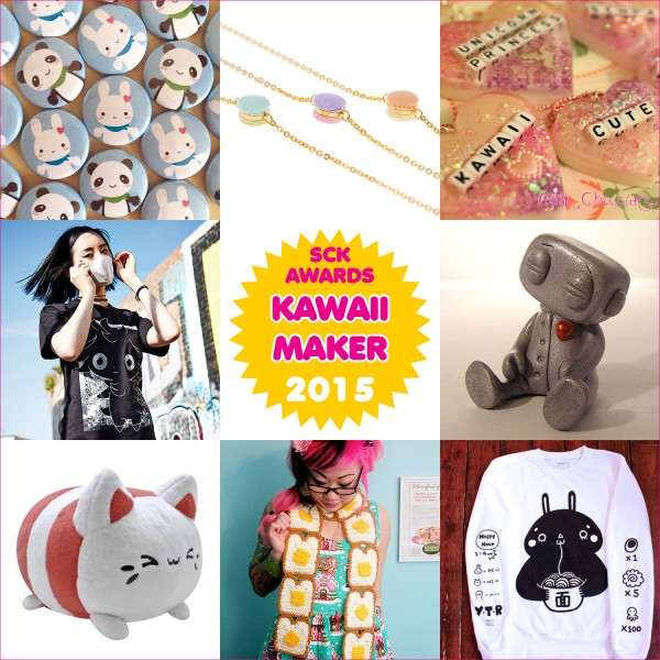 kawaii designer maker