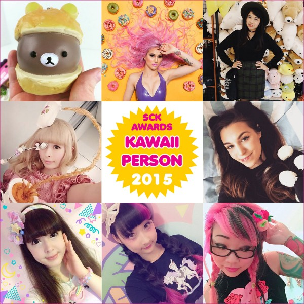 most kawaii person