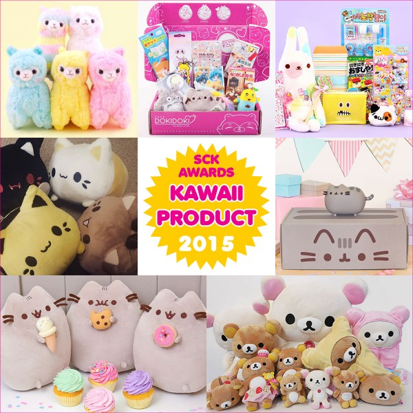 kawaii product of 2015