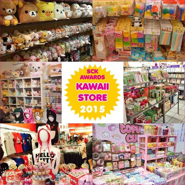kawaii store