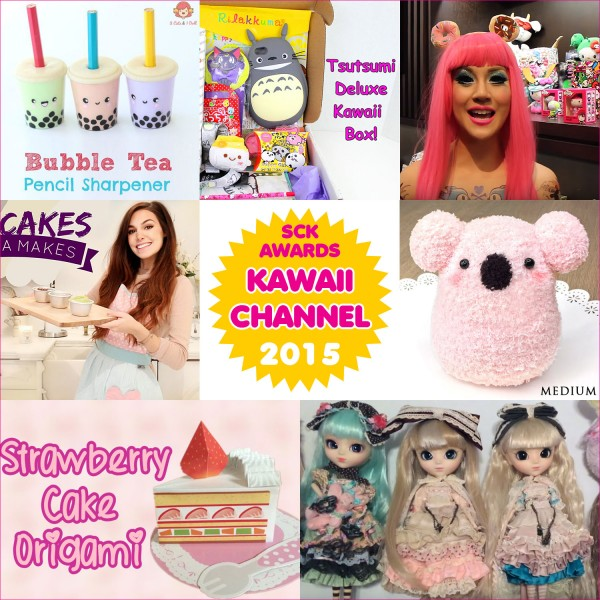 kawaii youtube channel