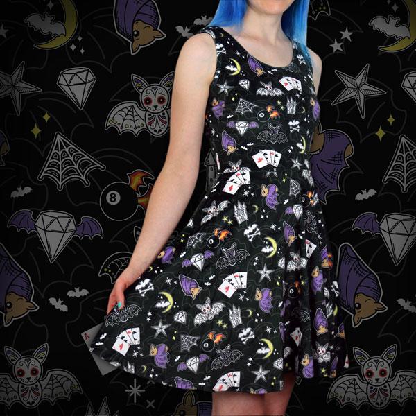 kawaii halloween dress
