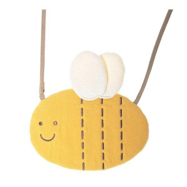 bumblebee pochette bag