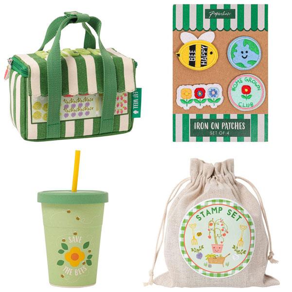 kawaii bumblebee picnic accessories