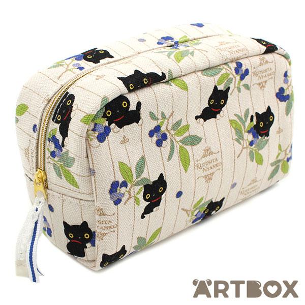 Kutusita Nyanko pouch