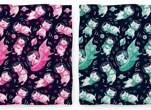 cute and cozy cat blankets