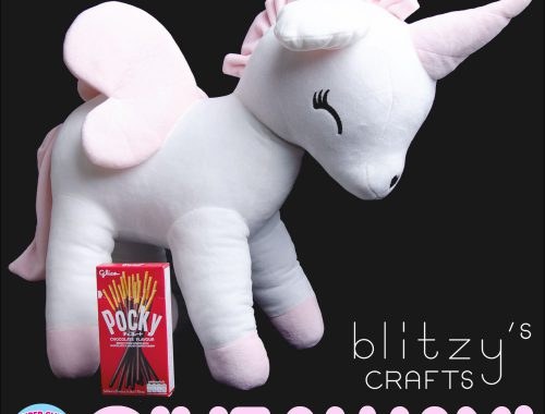 XL Kawaii Unicorn Plushie Giveaway