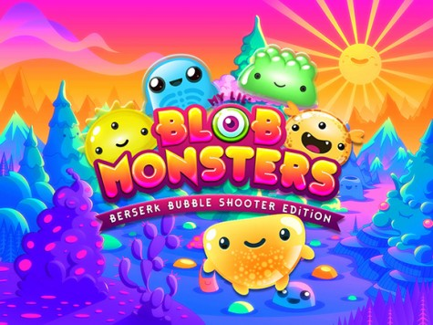 blob-monsters