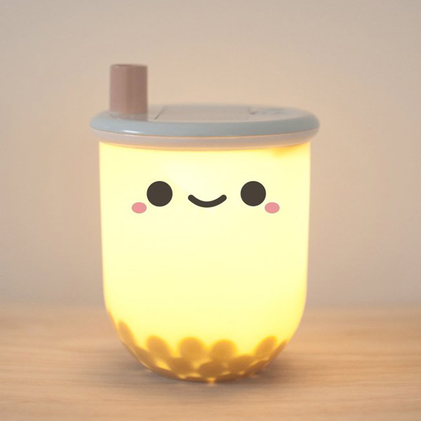 kawaii lights - boba bubble tea