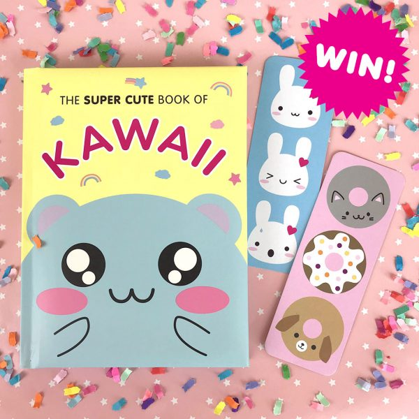 The Super Cute Book of Kawaii giveaway