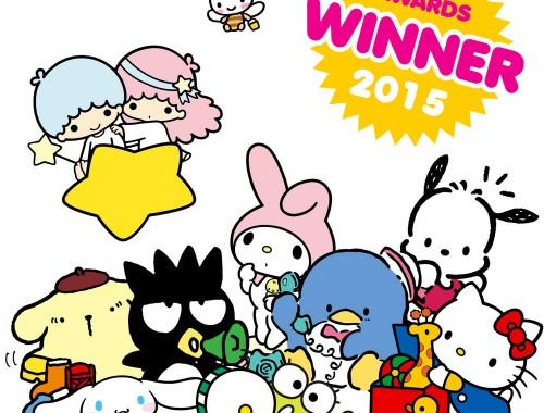 SCK Awards - Sanrio