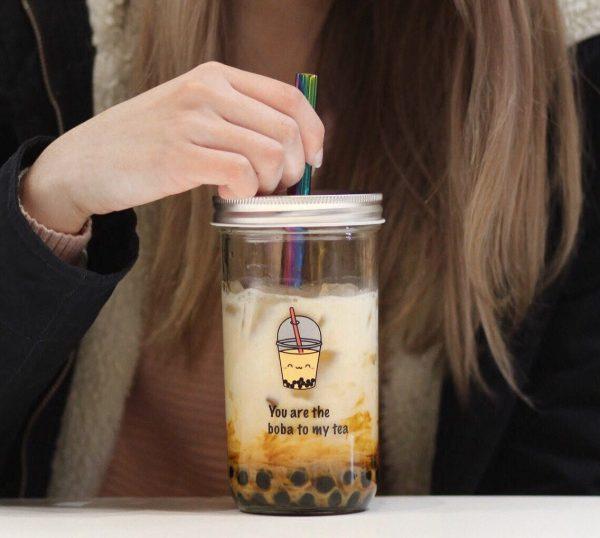 Kawaii Bubble Tea Cup