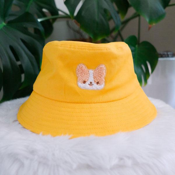 Kawaii Dogs bucket hat