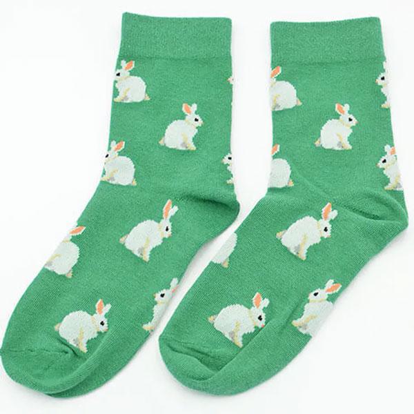 Rebekka Rabbit Design Store - bunny socks