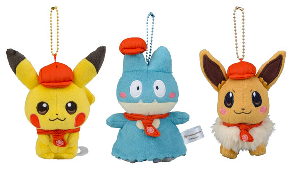 pokemon cafe mix kawaii mini plush