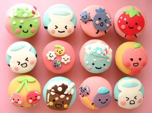Super cute Cupcakes From Hello Naom I Tres Bien
