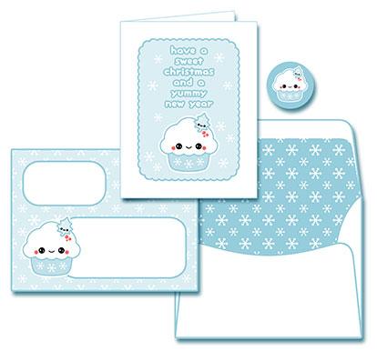 free Christmas printables - cards