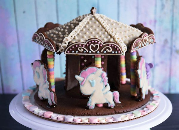 Vegan Dollhouse