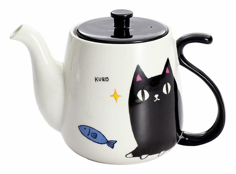tokyo otaku mode cat teapot