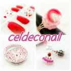 Cel's Deconails - Spooky kawaii jewelry, decoden accessories and gifts
