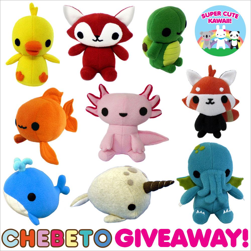chebeto giveaway