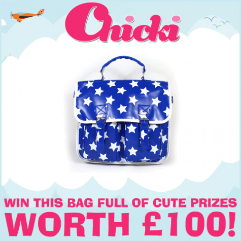 chicki giveaway