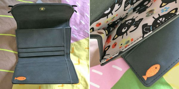 Sanrio Loungefly Chococat Cosplay Trifold Wallet