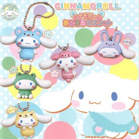 kawaii gashapon cinnamoroll capsule toys