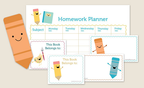 How to Use a Homework Planner part 1 - TeamUP! Tutors