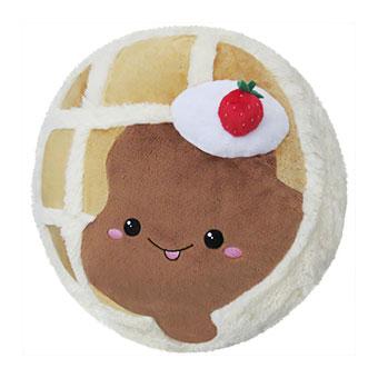 Stranger Things squishable waffle plush