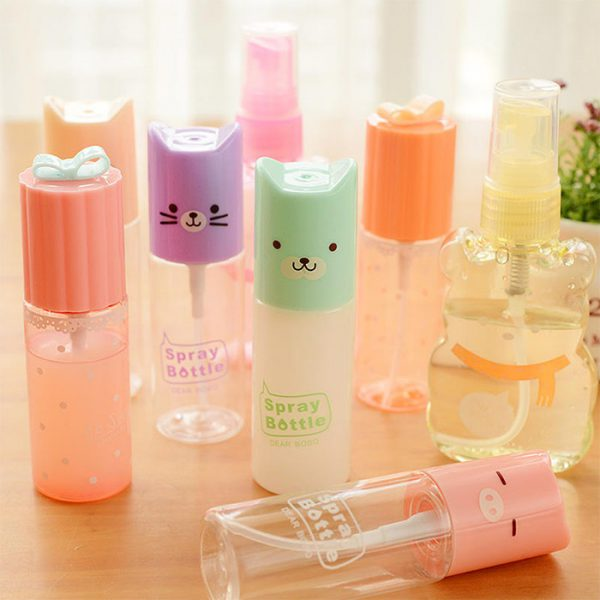 kawaii spray bottle