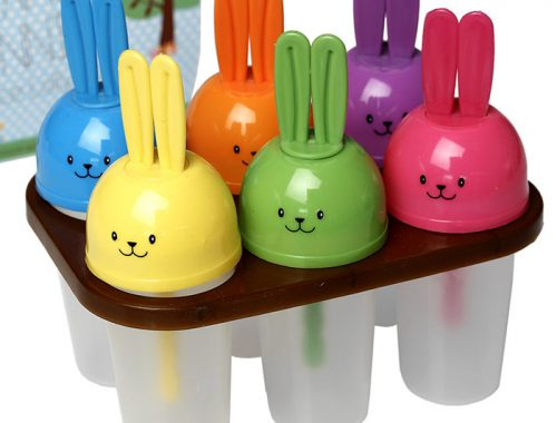 kawaii bunny ice lolly maker