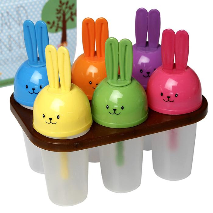 kawaii bunny ice lolly maker