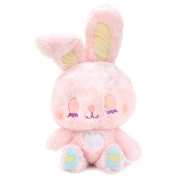 Amuse Cotton Candy Plush Bunny