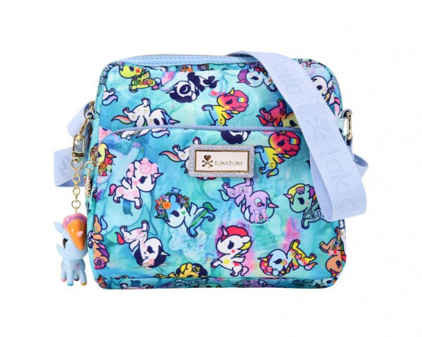 tokidoki watercolor paradise kawaii bag