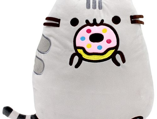 pusheen kawaii cushions