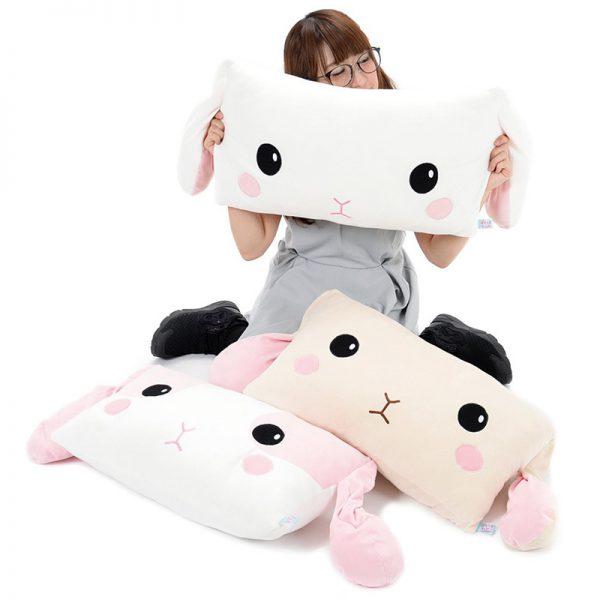 poteusa loppy bunny kawaii cushions