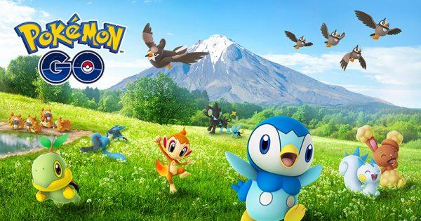 cute mobile games - Pokemon Go