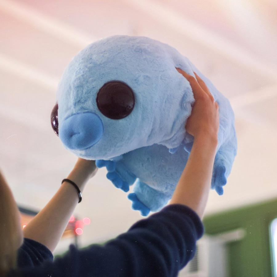 whimsical plushies - kawaii tardigrade water bear