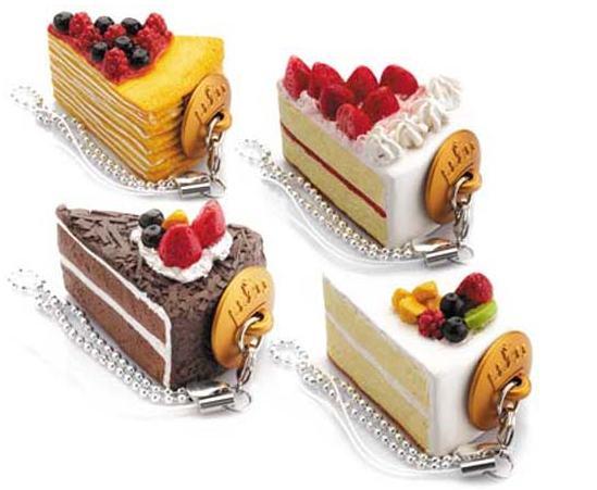cute cake usb - cute daily