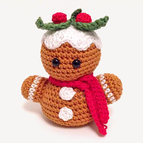 Free Holiday Amigurumi Patterns : Free Christmas Amigurumi Patterns by Dendennis - Super ...