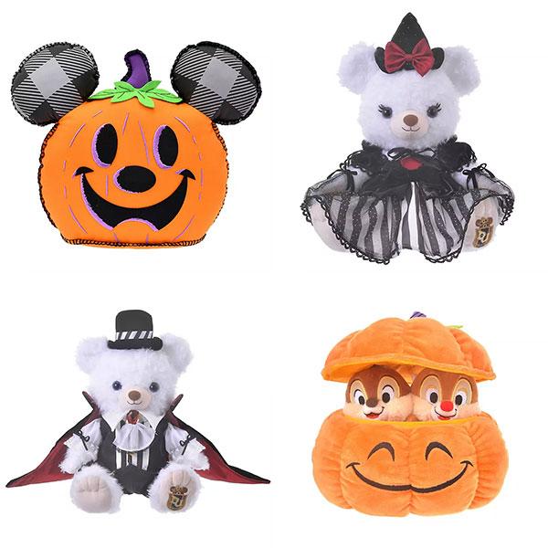 Disney Halloween plush