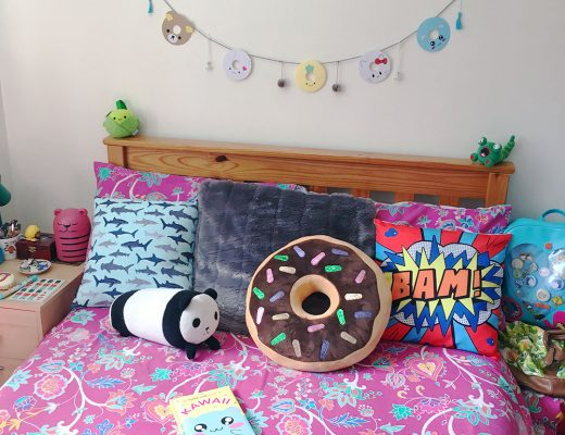 The Super Cute Book of Kawaii diy donut garland