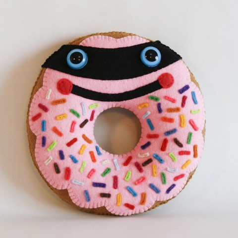 secret agent donut