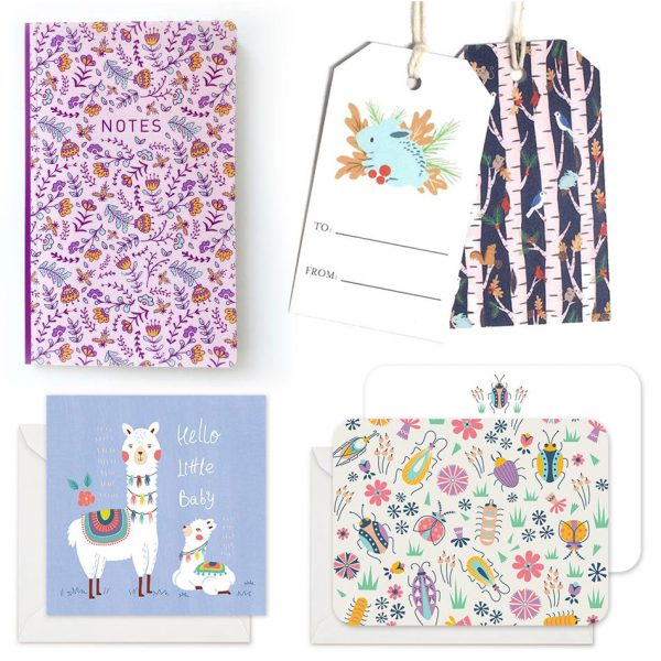 kawaii discount cards and stationery